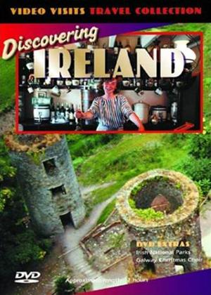 Rent Discovering Ireland Online DVD Rental