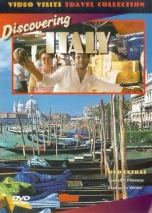 Rent Discovering Italy Online DVD Rental