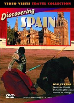 Rent Discovering Spain Online DVD Rental