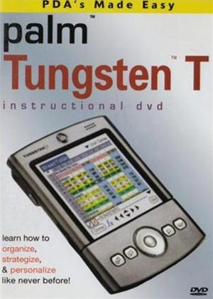 Rent PDA's Made Easy: Palm Tungsten T: Instructional DVD Online DVD Rental