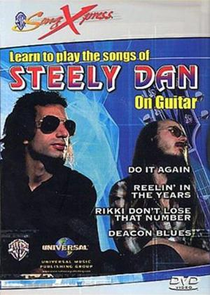 Rent Learn to Play: The Songs of Steely Dan on Guitar Online DVD Rental