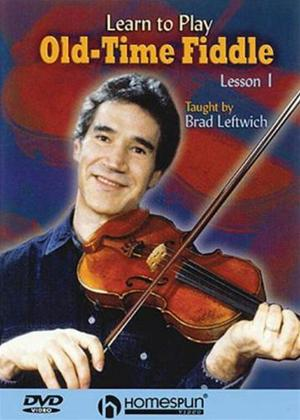 Rent Learn to Play: Old-Time Fiddle 1 Online DVD Rental