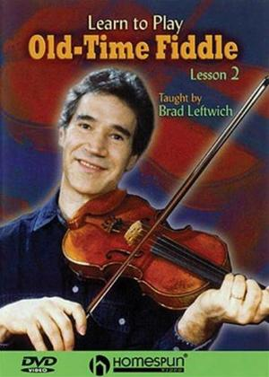 Rent Learn to Play: Old-Time Fiddle 2 Online DVD Rental