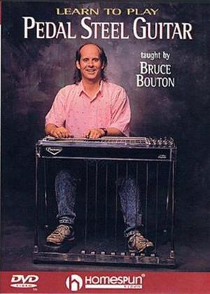 Rent Bruce Bouton: Learn to Play Pedal Steel Guitar Online DVD Rental