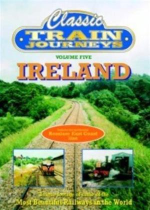 Rent Classic Train Journeys: Ireland Online DVD Rental