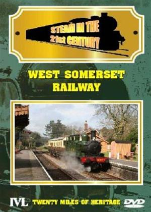 Rent West Somerset Railway: 20 Miles of Heritage Online DVD Rental