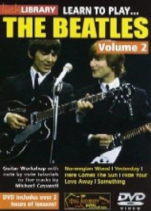Rent Learn to Play the Beatles: Vol.2 Online DVD Rental