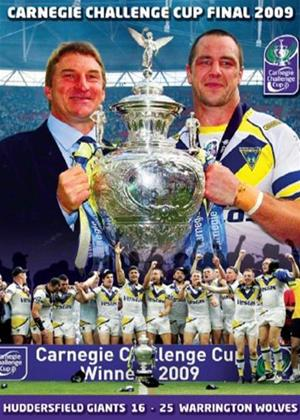 Rent Carnegie Challenge Cup Final 2009 Online DVD Rental