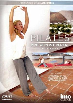 Rent Pilates Pre and Post Natal Workout Online DVD Rental