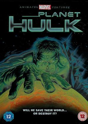 Rent Planet Hulk Online DVD Rental