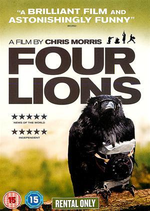 Four Lions Online DVD Rental