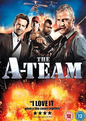 Rent The A-Team Online DVD Rental