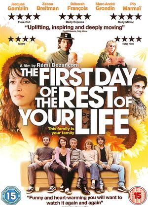 Rent The First Day of the Rest of Your Life (aka Le premier jour du reste de ta vie) Online DVD Rental