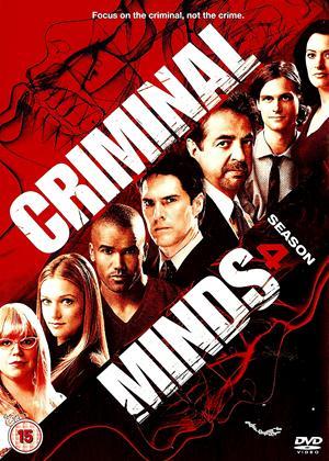 Rent Criminal Minds: Series 4 Online DVD Rental