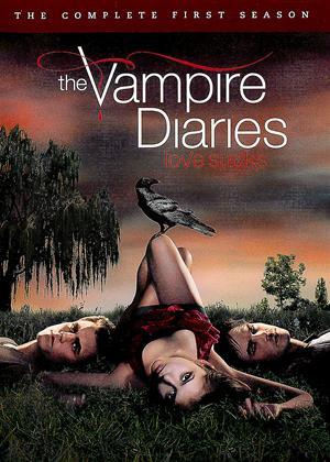 Rent The Vampire Diaries: Series 1 Online DVD Rental