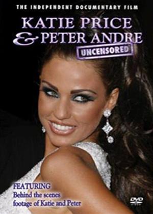 Rent Katie Price and Peter Andre Uncensored Online DVD Rental