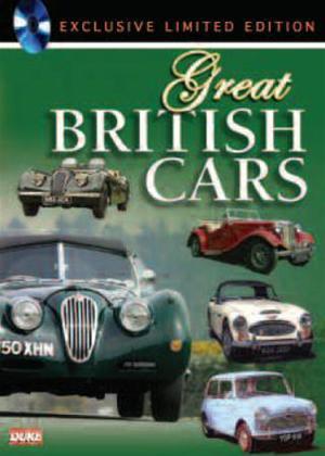 Rent Great British Cars Online DVD Rental