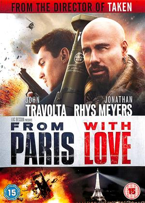 From Paris with Love Online DVD Rental