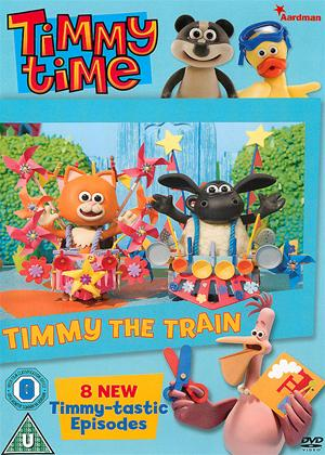 Rent Timmy Time: Timmy the Train Online DVD Rental