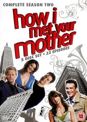 Rent How I Met Your Mother: Series 2 Online DVD Rental