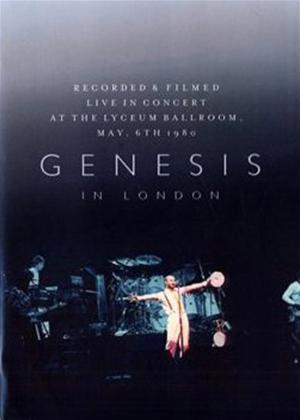 Rent Genesis in London Online DVD Rental