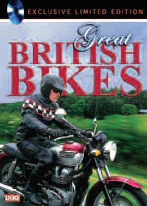 Rent Great British Bikes Online DVD & Blu-ray Rental
