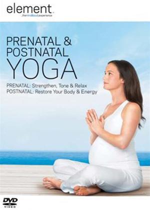 Rent Element: Prenatal and Postnatal Yoga Online DVD Rental