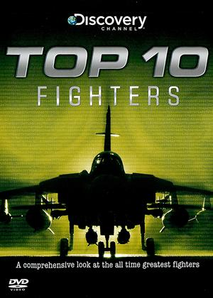 Rent Discovery Channel: Top Ten Fighters Online DVD Rental