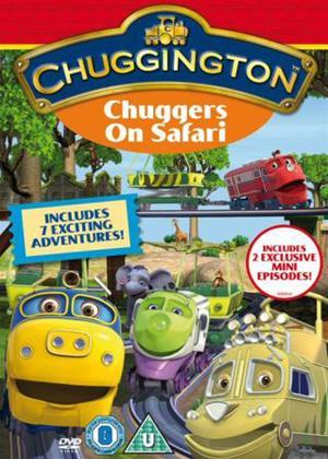 Rent Chuggington: Chuggers on Safari Online DVD Rental