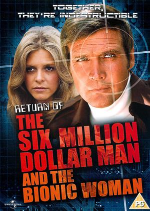 Rent Return of the Six Million Dollar Man and the Bionic Woman Online DVD & Blu-ray Rental