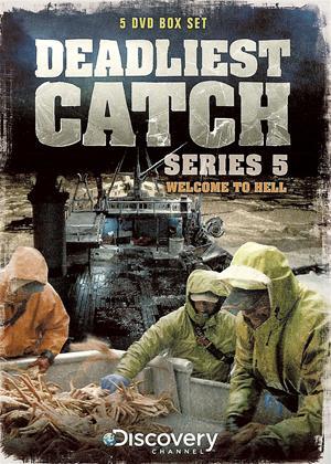 Rent Deadliest Catch: Series 5 Online DVD Rental