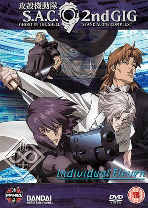 Rent Ghost in the Shell: S.A.C. 2nd Gig: Individual Eleven (aka Kôkaku kidôtai: S.A.C. 2nd GIG - Individual eleven) Online DVD Rental