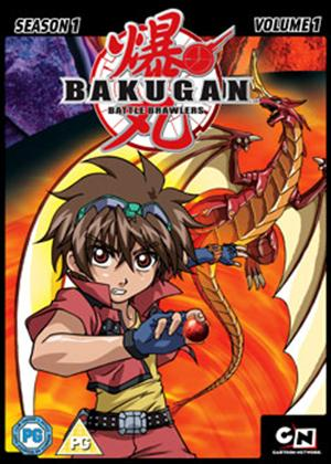 Rent Bakugan: Series 1: Vol.1 Online DVD Rental
