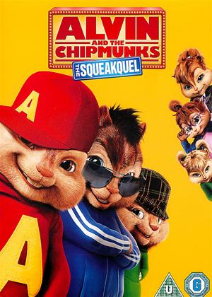 Alvin and the Chipmunks 2: The Squeakquel Online DVD Rental