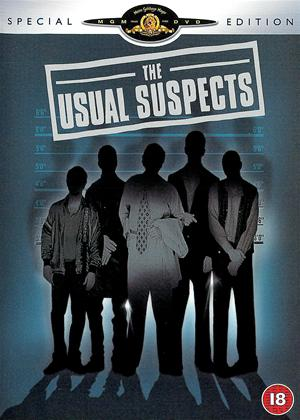 Rent The Usual Suspects Online DVD Rental