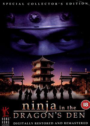 Rent Ninja in the Dragon's Den Online DVD & Blu-ray Rental
