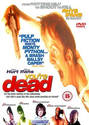 Rent You're Dead Online DVD Rental