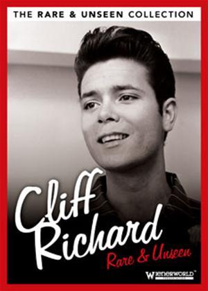 Rent Rare and Unseen: Cliff Richard Online DVD Rental