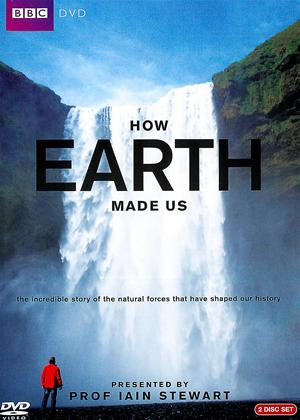 Rent How the Earth Made Us: Series (aka How the Earth Changed History) Online DVD Rental