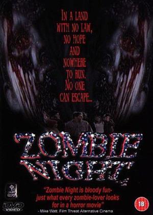 Rent Zombie Night Online DVD Rental