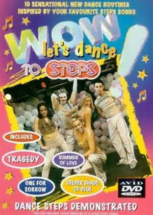 Rent Wow! Let's Dance to Steps Online DVD Rental