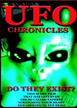 Rent UFO Chronicles Online DVD Rental
