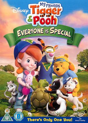 Rent My Friends Tigger and Pooh: Everyone Is Special Online DVD Rental