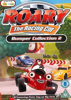 Rent Roary the Racing Car: Bumper Collection 2 Online DVD Rental