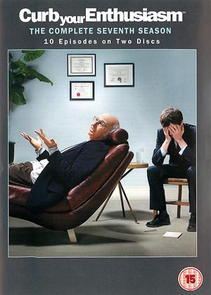 Rent Curb Your Enthusiasm: Series 7 Online DVD Rental