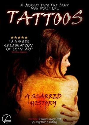 Rent Tattoos: A Scarred History Online DVD Rental