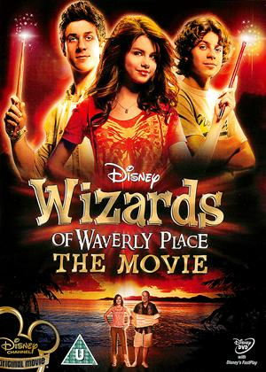 Rent Wizards of Waverly Place: The Movie Online DVD Rental