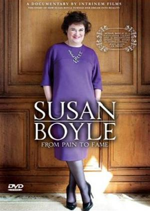 Rent Susan Boyle: From Pain to Fame Online DVD Rental