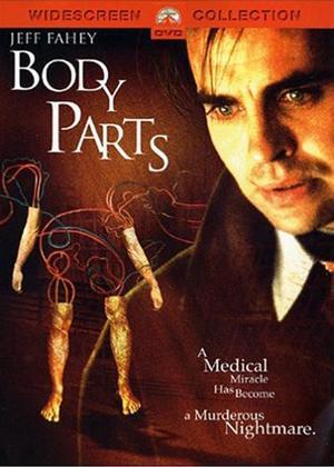 Rent Body Parts Online DVD Rental