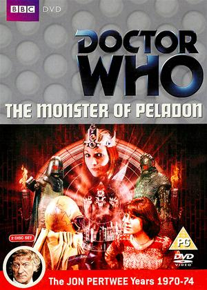 Rent Doctor Who: The Monster of Peladon Online DVD Rental